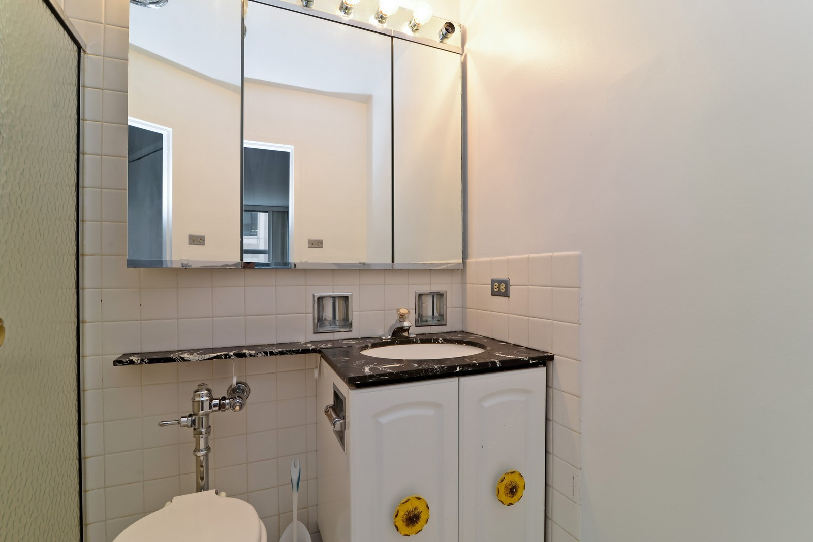 Real Estate Photography - 777 N Michigan Ave, Unit 2200, Chicago, IL, 60611 - Master Bathroom