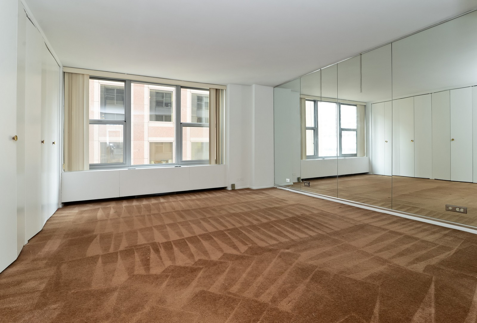 Real Estate Photography - 777 N Michigan Ave, Unit 2200, Chicago, IL, 60611 - Master Bedroom