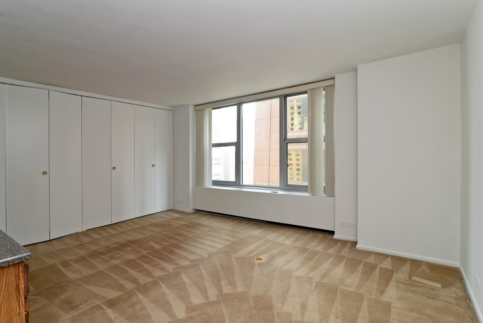 Real Estate Photography - 777 N Michigan Ave, Unit 2200, Chicago, IL, 60611 - Bedroom