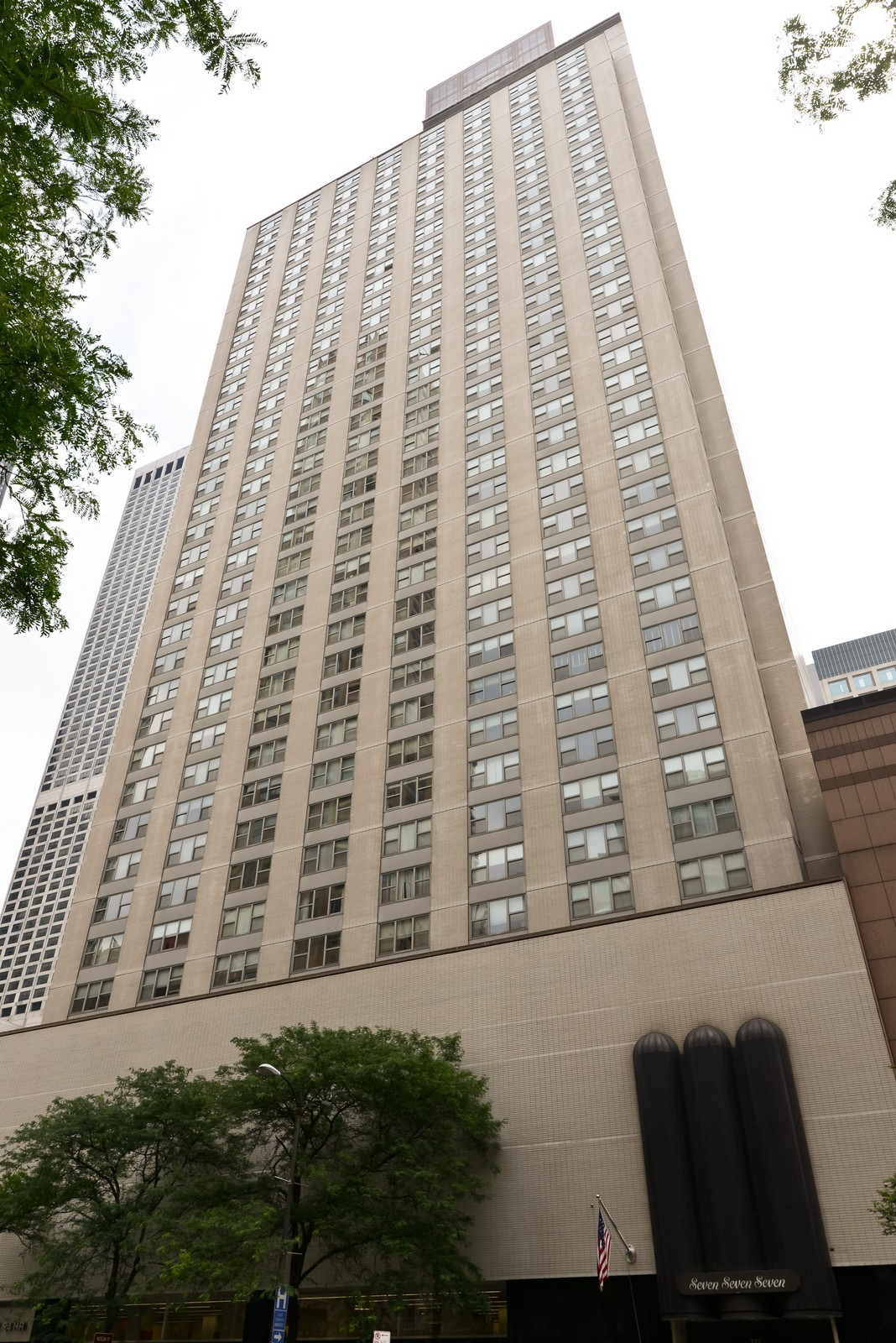 Real Estate Photography - 777 N Michigan Ave, Unit 2200, Chicago, IL, 60611 - Front View