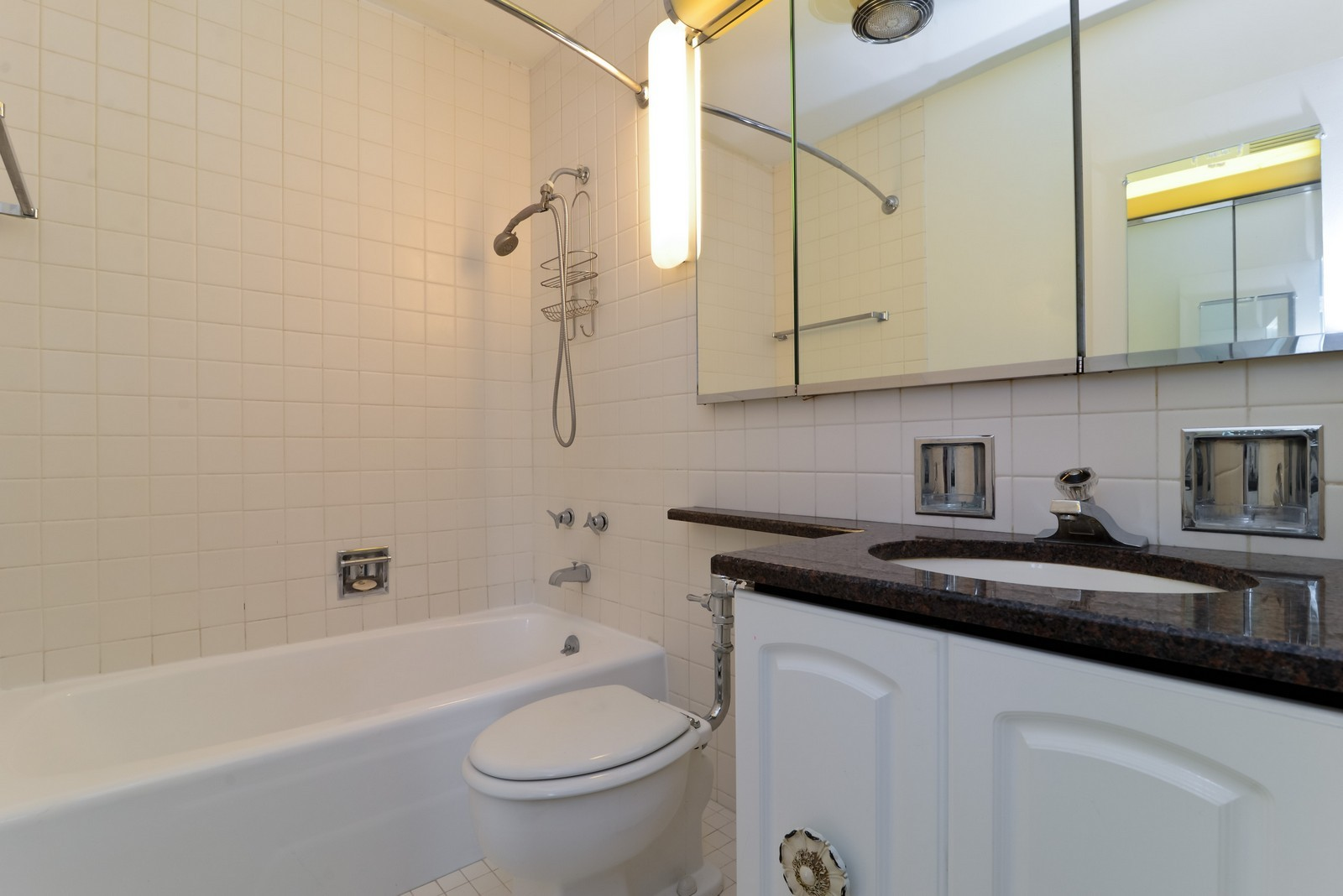 Real Estate Photography - 777 N Michigan Ave, Unit 2200, Chicago, IL, 60611 - Bathroom