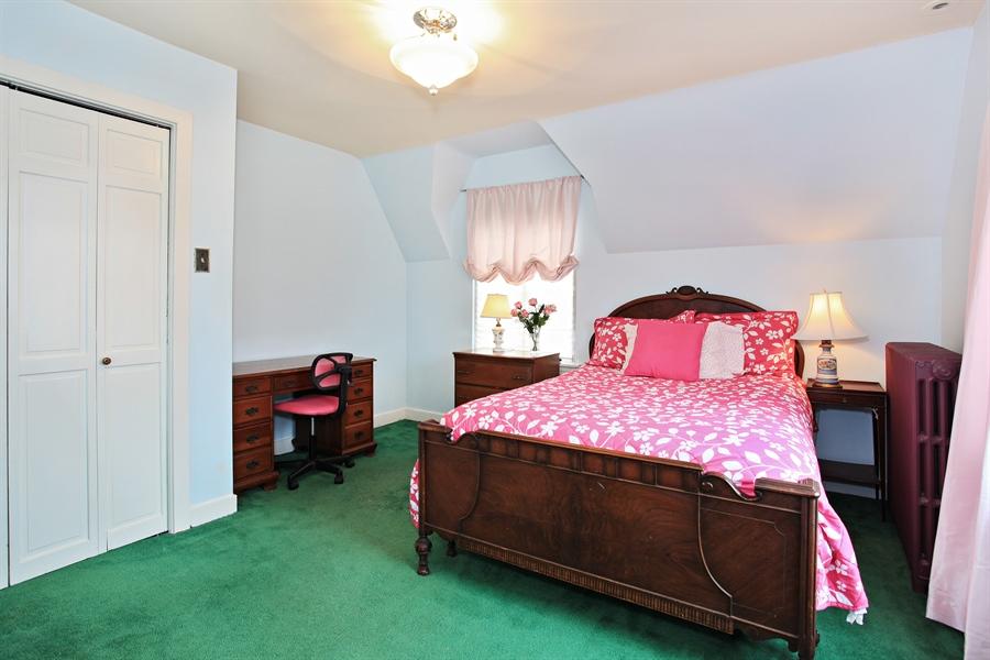 Real Estate Photography - 1417 Scott Ave, Winnetka, IL, 60093 - 5th Bedroom