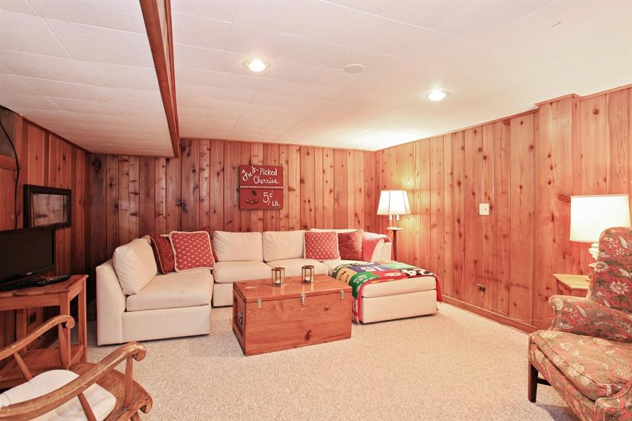 Real Estate Photography - 1417 Scott Ave, Winnetka, IL, 60093 - Lower Level