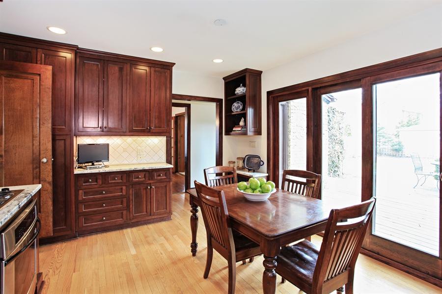 Real Estate Photography - 1417 Scott Ave, Winnetka, IL, 60093 - Kitchen
