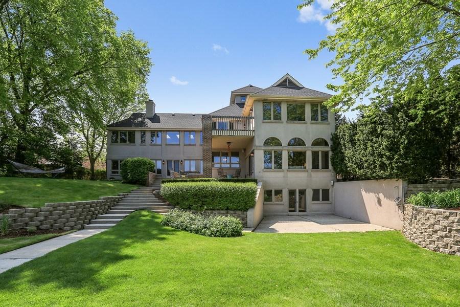 Real Estate Photography - 2090 W Touhy, Park Ridge, IL, 60068 - 3 Levels of Lake Views