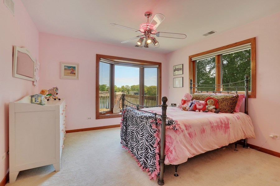 Real Estate Photography - 2090 W Touhy, Park Ridge, IL, 60068 - BR Has Private 3rd Floor Loft/Play Area