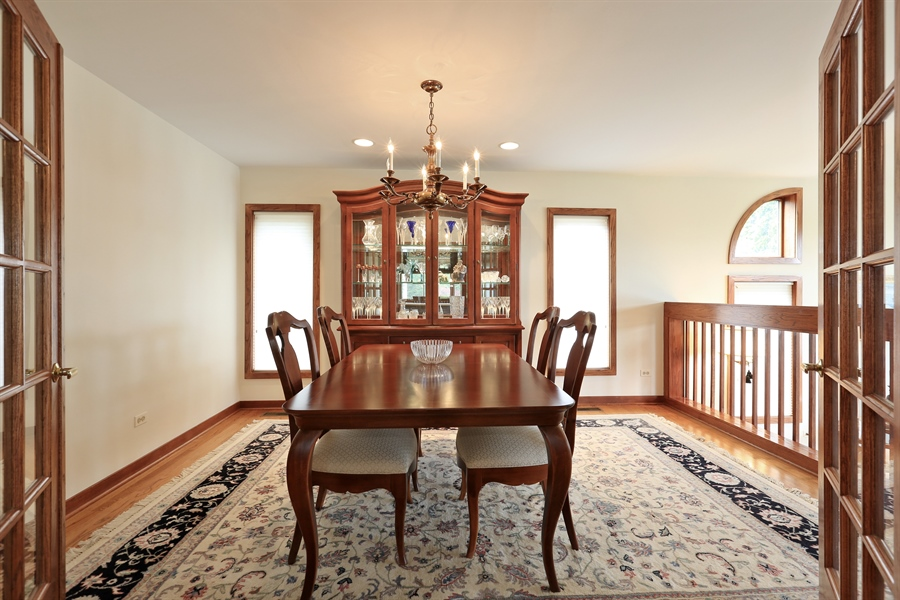Real Estate Photography - 2090 W Touhy, Park Ridge, IL, 60068 - Dining Room