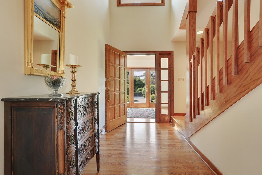 Real Estate Photography - 2090 W Touhy, Park Ridge, IL, 60068 - 3 Story Double Entry
