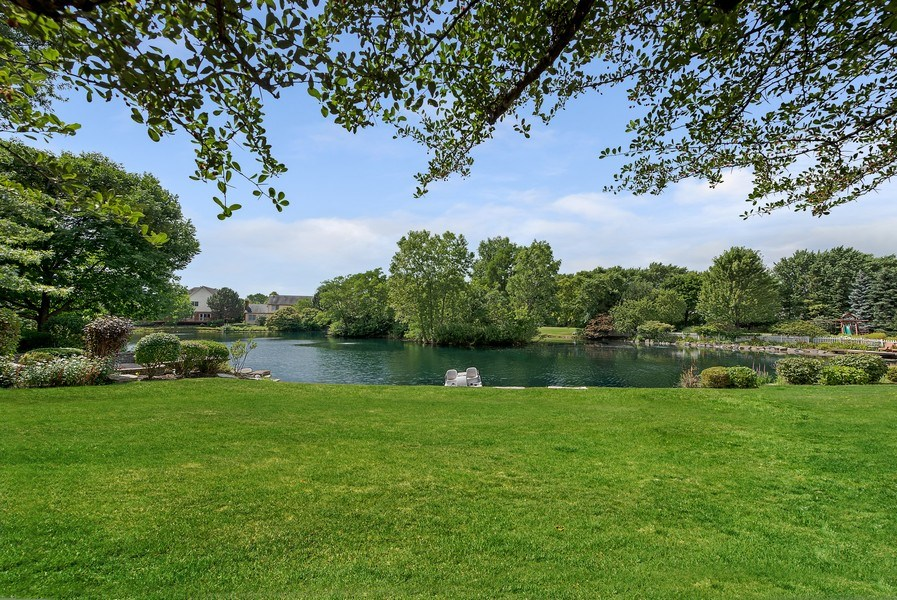 Real Estate Photography - 2126 Chandler Ln, Glenview, IL, 60026 - Back Yard