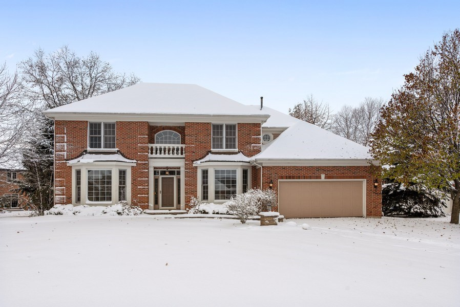 Real Estate Photography - 2126 Chandler Ln, Glenview, IL, 60026 - Front View