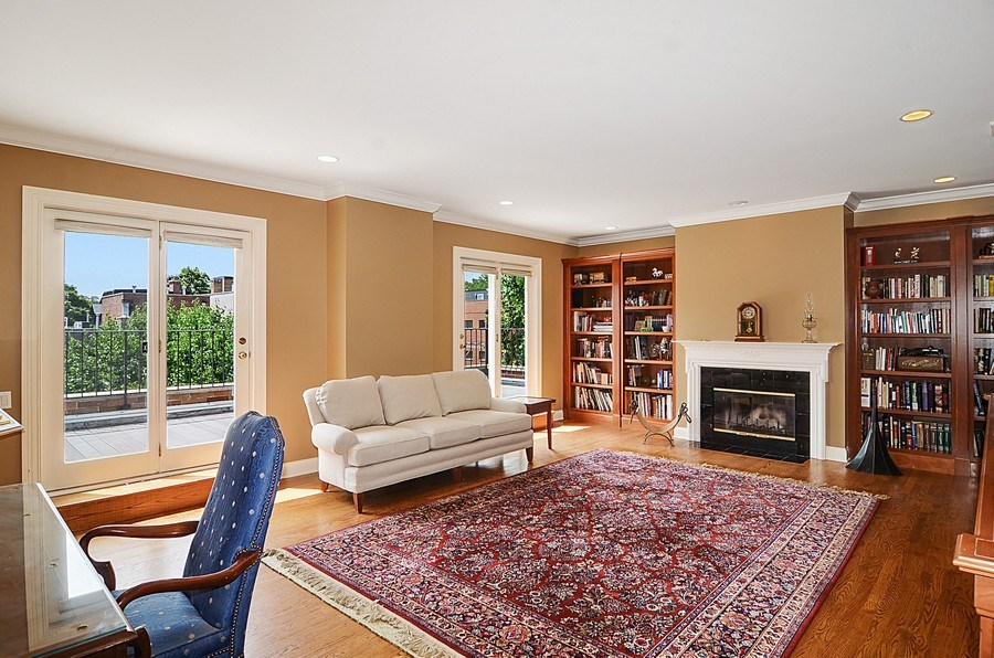 Real Estate Photography - 1027 W Lill, Chicago, IL, 60614 - 3rd Level