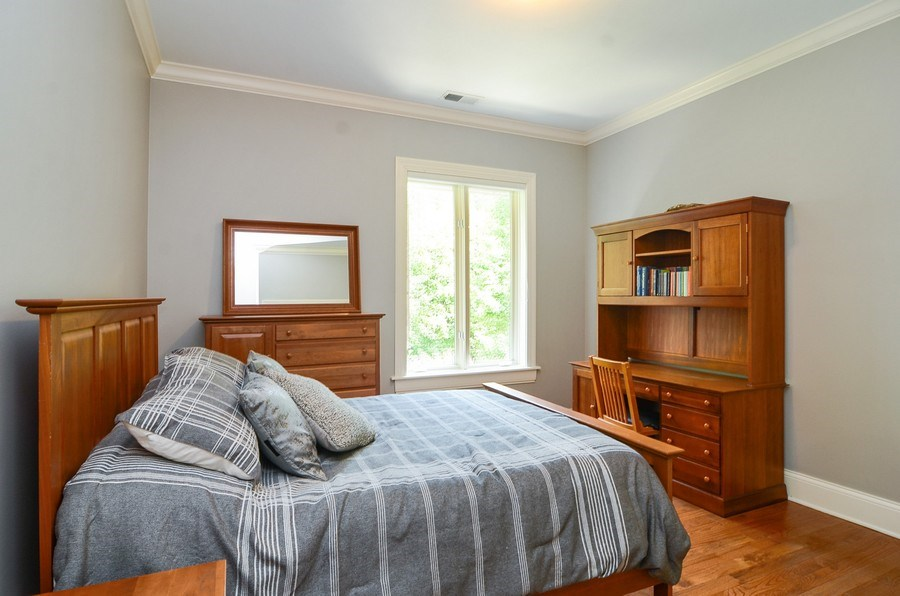 Real Estate Photography - 1027 W Lill, Chicago, IL, 60614 - 3rd Bedroom