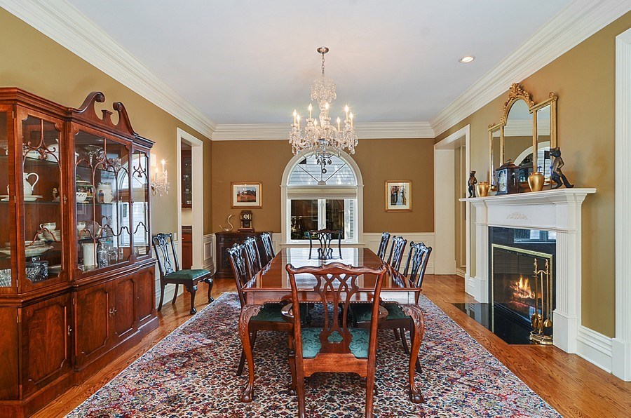 Real Estate Photography - 1027 W Lill, Chicago, IL, 60614 - Dining Room