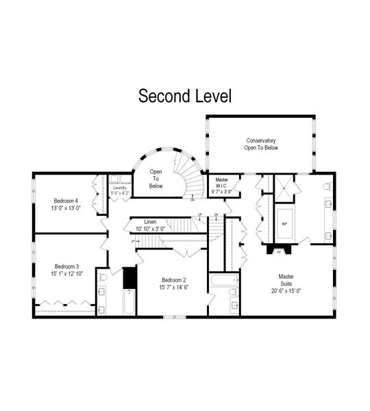 Real Estate Photography - 1027 W Lill, Chicago, IL, 60614 - Floor Plan