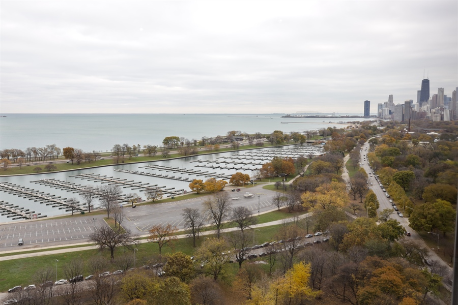 Real Estate Photography - 330 W Diversey, Apt 2308-2309, Chicago, IL, 60657 - View