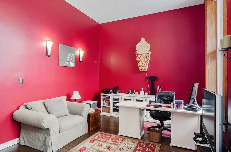 Real Estate Photography - 1914 N. Sheffield Ave., 1, Chicago, IL, 60614 - 3rd Bedroom