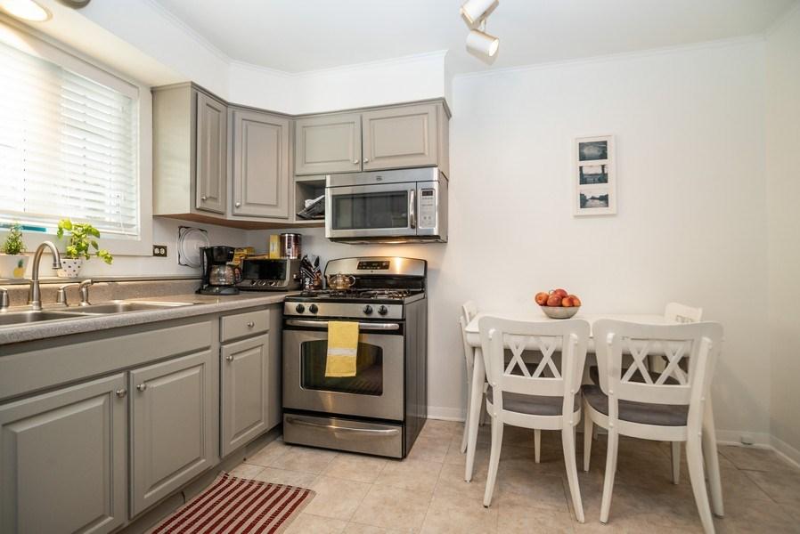 Real Estate Photography - 1716 S Prospect, Park Ridge, IL, 60068 - Kitchen