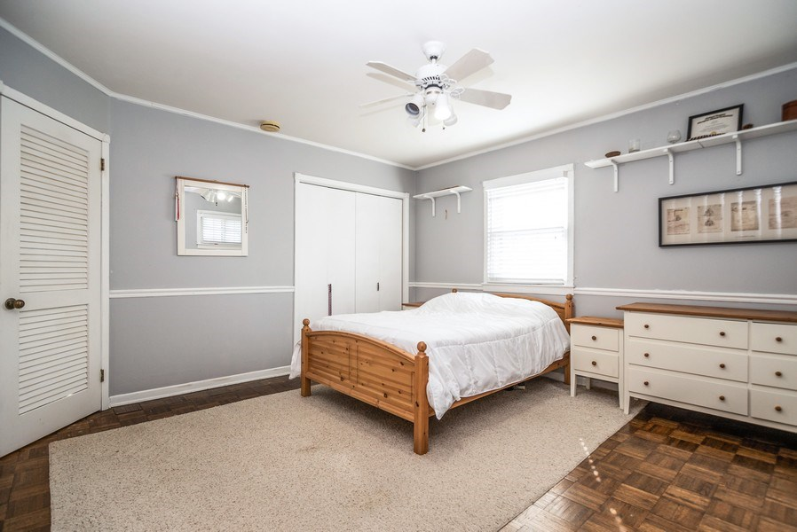 Real Estate Photography - 1716 S Prospect, Park Ridge, IL, 60068 - Master Bedroom