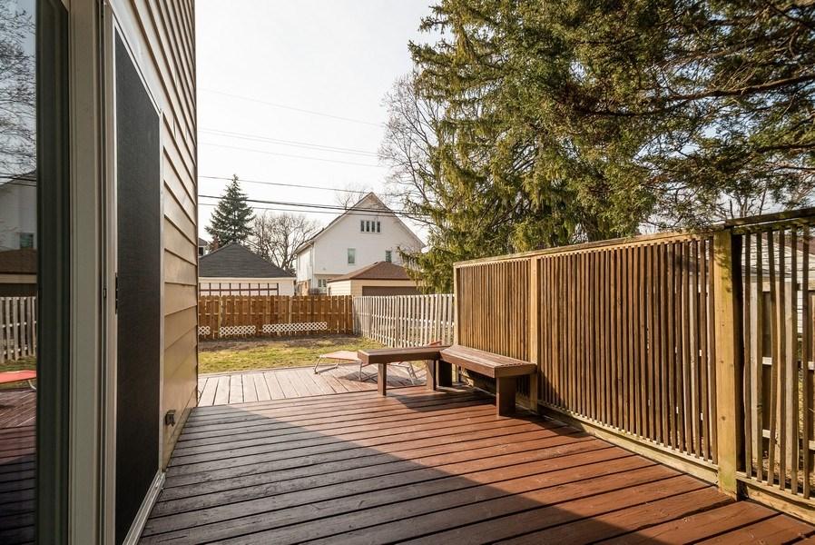 Real Estate Photography - 1716 S Prospect, Park Ridge, IL, 60068 - Patio