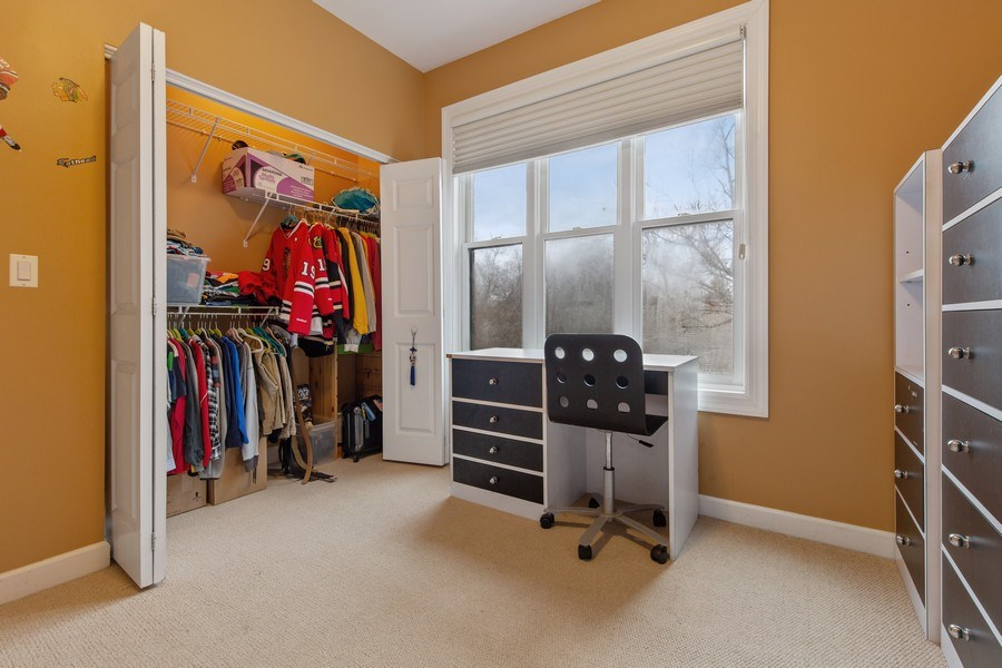 Real Estate Photography - 511 Forest Ave, Evanston, IL, 60202 - 2nd Bedroom
