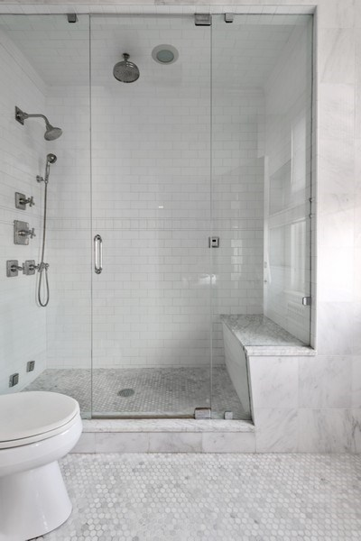 Real Estate Photography - 179 East Lake Shore Drive, Apartment 22E, Chicago, IL, 60611 - Master Bathroom