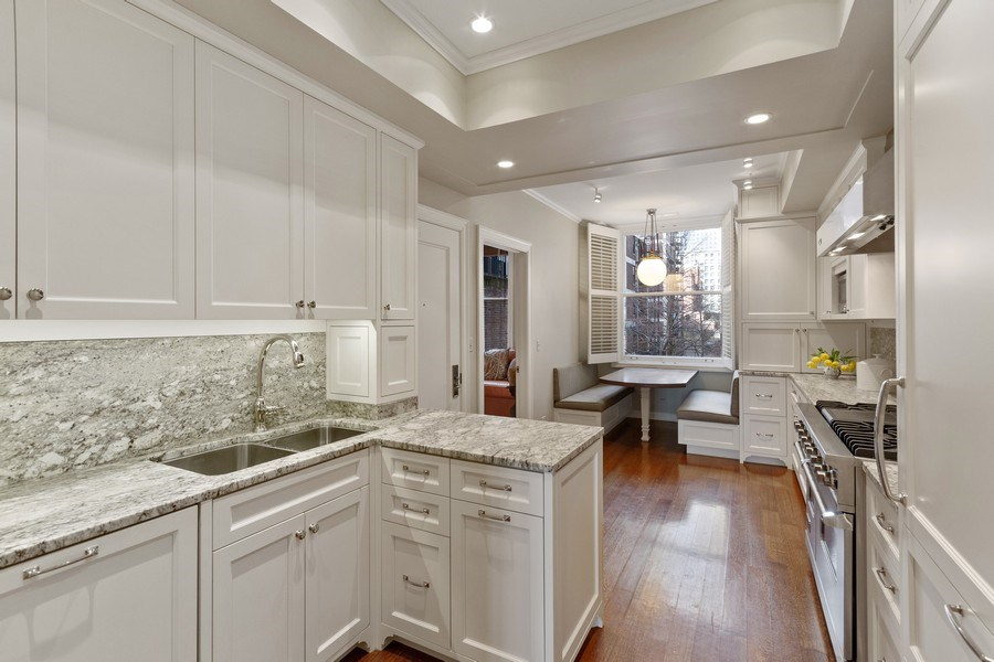 Real Estate Photography - 999 Lake Shore Dr, 3C, Chicago, IL, 60611 - Kitchen