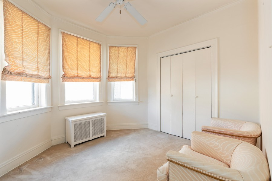 Real Estate Photography - 6936 S Euclid Ave, Chicago, IL, 60649 - 4th Bedroom