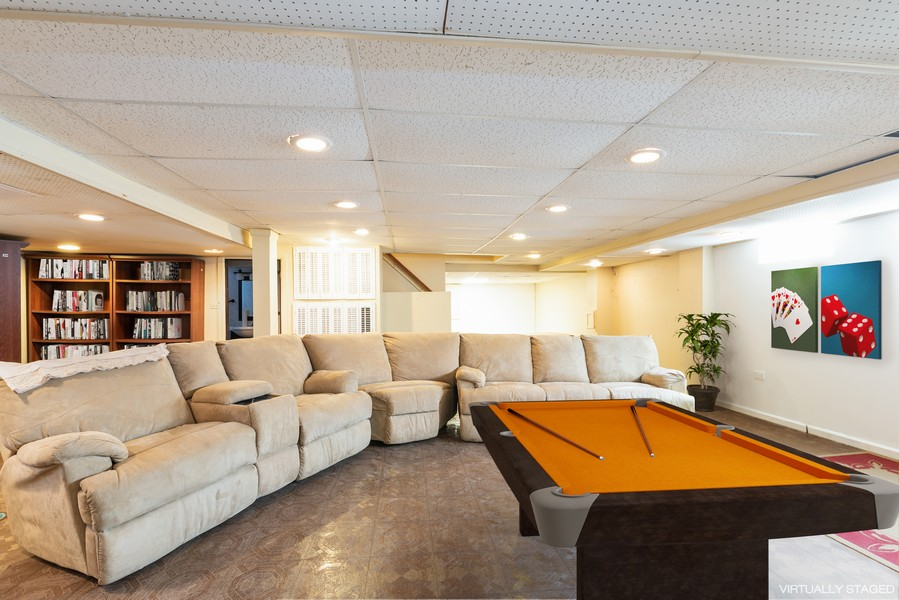 Real Estate Photography - 6936 S Euclid Ave, Chicago, IL, 60649 - Basement