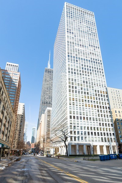 Real Estate Photography - 260 E Chestnut St, Chicago, IL, 60611 - Front View