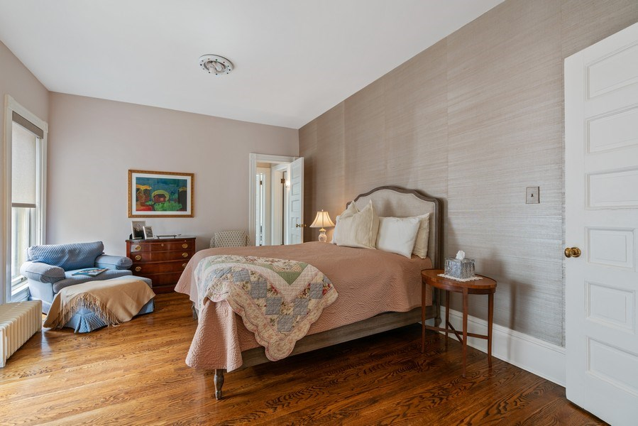 Real Estate Photography - 5016 S Greenwood, Chicago, IL, 60615 - 2nd Bedroom