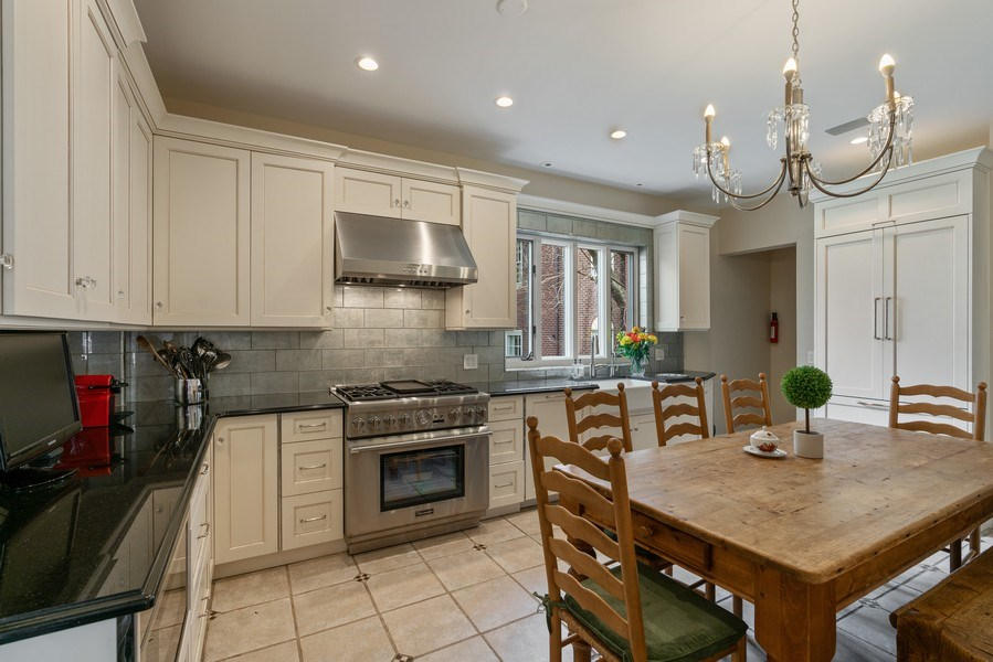 Real Estate Photography - 5016 S Greenwood, Chicago, IL, 60615 - Kitchen
