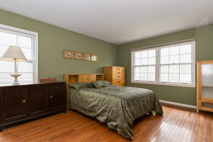 Real Estate Photography - 714 S Madison St, Hinsdale, IL, 60521 - Master Bedroom