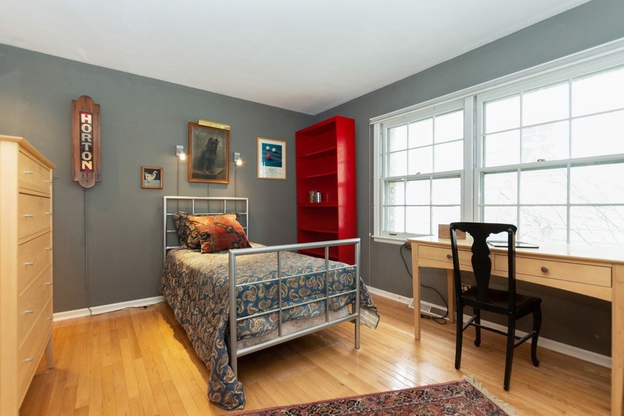 Real Estate Photography - 714 S Madison St, Hinsdale, IL, 60521 - 2nd Bedroom