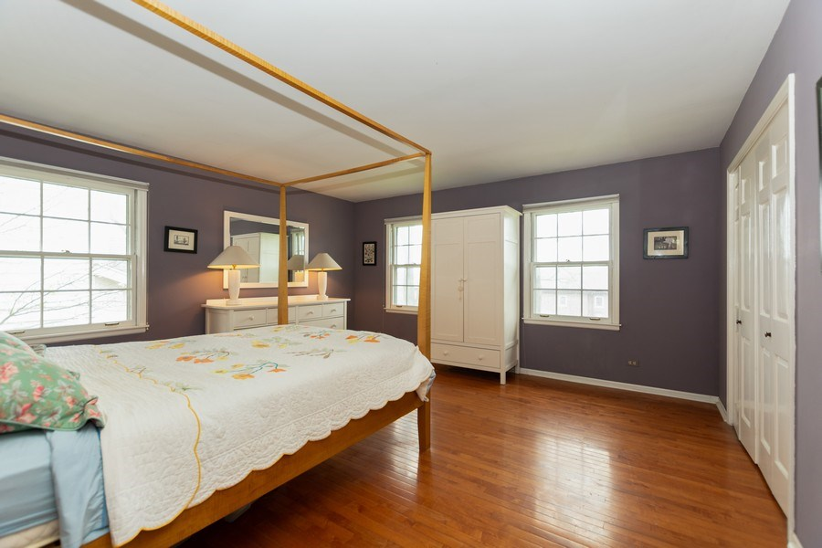 Real Estate Photography - 714 S Madison St, Hinsdale, IL, 60521 - Bedroom