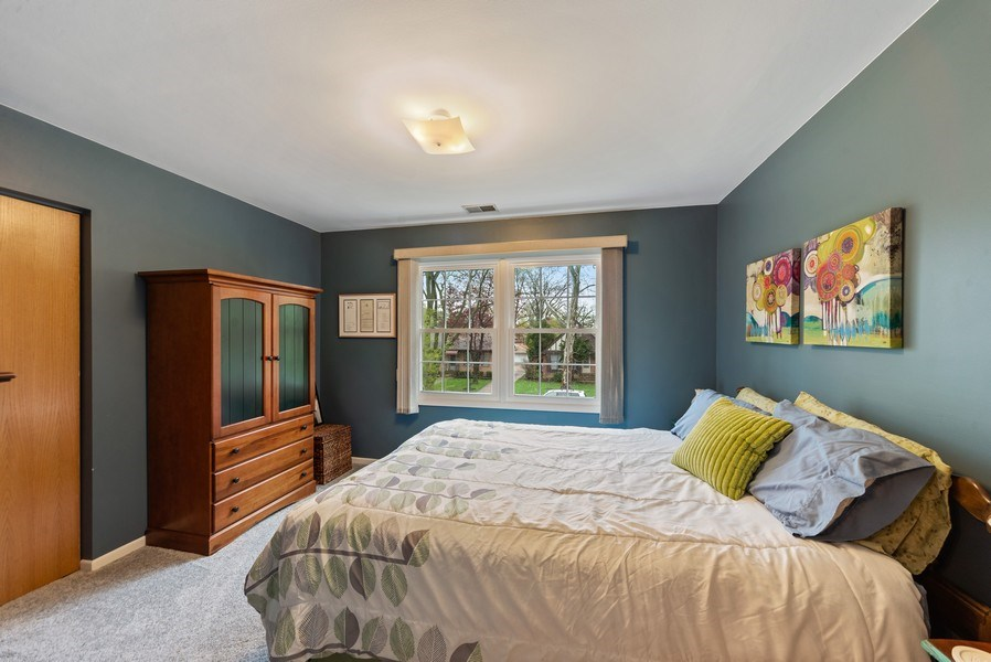 Real Estate Photography - 1230 Good Ave, Park Ridge, IL, 60068 - Bedroom
