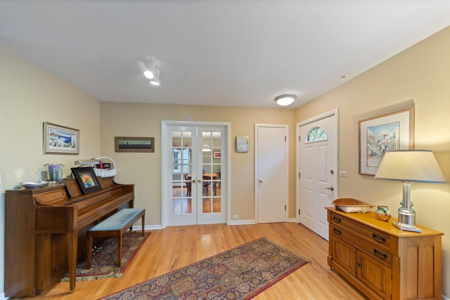 Real Estate Photography - 1230 Good Ave, Park Ridge, IL, 60068 - Foyer