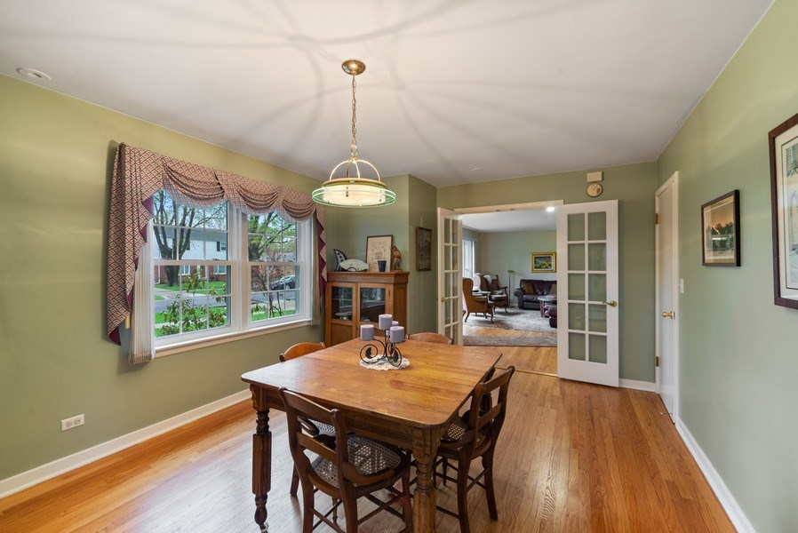 Real Estate Photography - 1230 Good Ave, Park Ridge, IL, 60068 - Dining Area