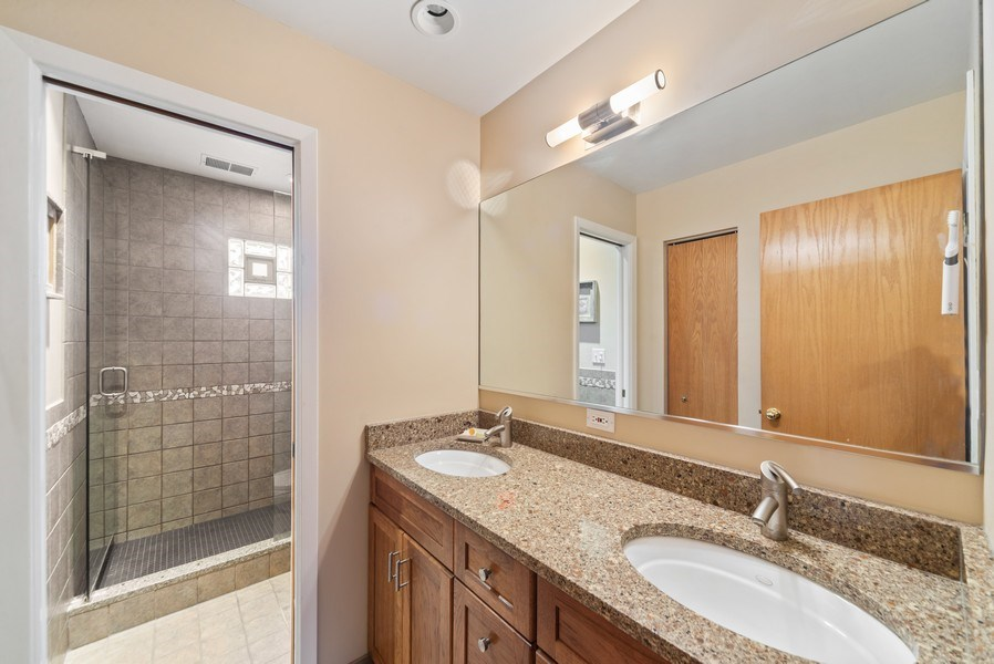 Real Estate Photography - 1230 Good Ave, Park Ridge, IL, 60068 - Bathroom