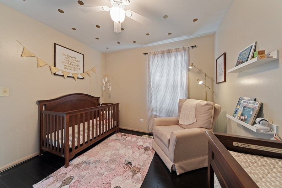 Real Estate Photography - 768 Alleghany Rd., Grayslake, IL, 60030 - 2nd Bedroom