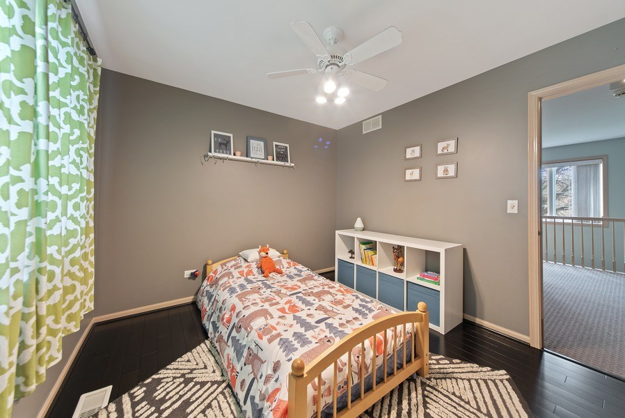 Real Estate Photography - 768 Alleghany Rd., Grayslake, IL, 60030 - 3rd Bedroom