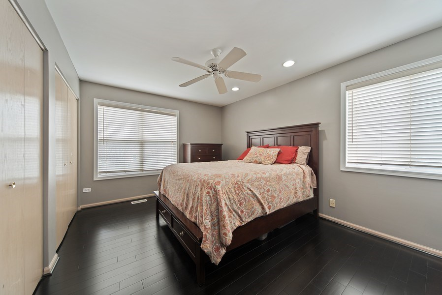 Real Estate Photography - 768 Alleghany Rd., Grayslake, IL, 60030 - 4th Bedroom