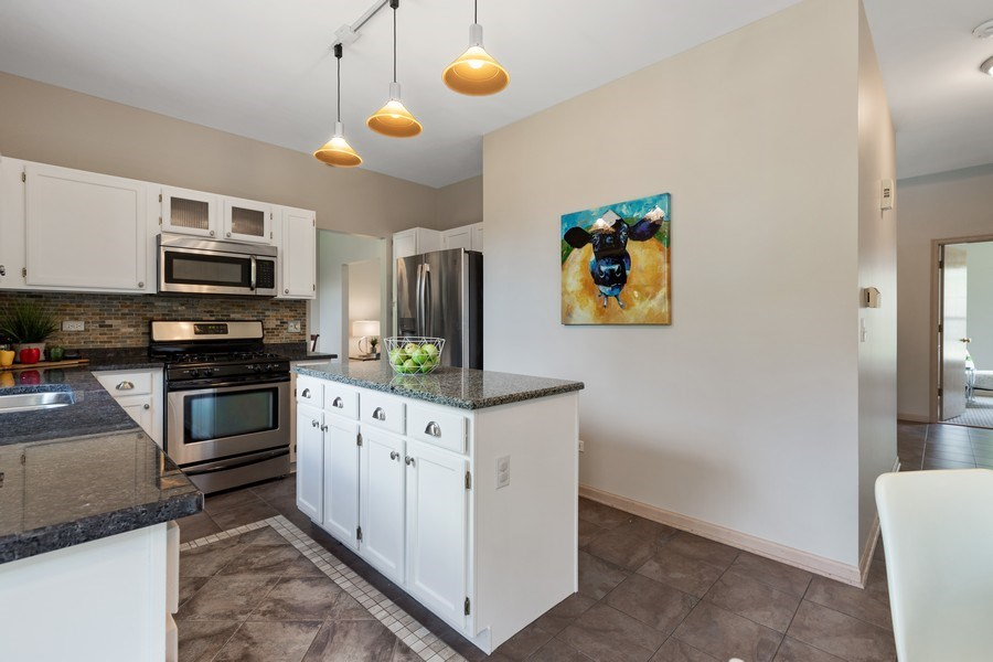 Real Estate Photography - 768 Alleghany Rd., Grayslake, IL, 60030 - Kitchen