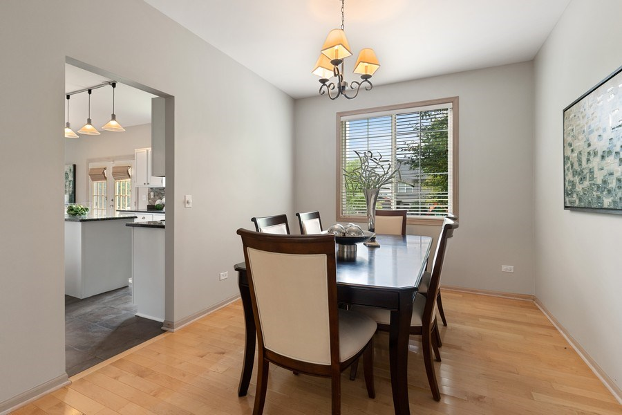 Real Estate Photography - 768 Alleghany Rd., Grayslake, IL, 60030 - Dining Room