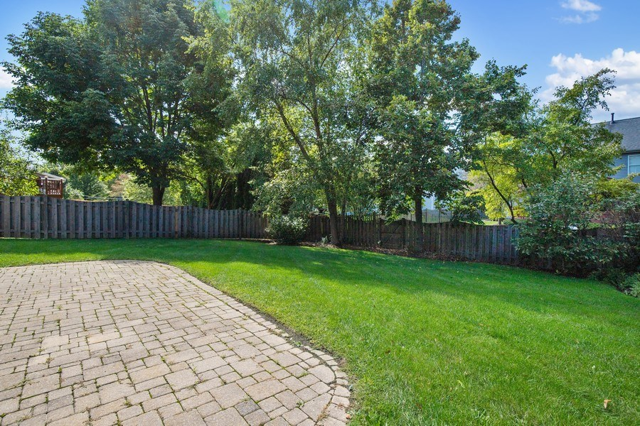 Real Estate Photography - 768 Alleghany Rd., Grayslake, IL, 60030 - Patio