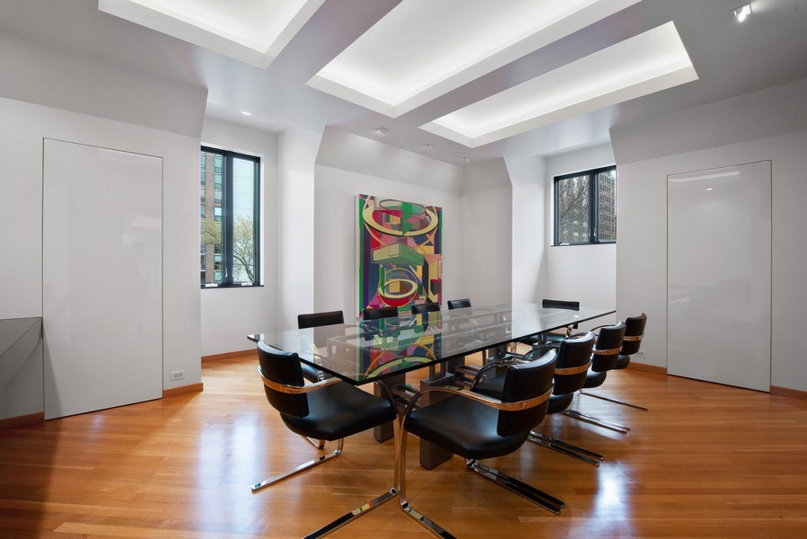 Real Estate Photography - 1340 N State Parkway, APT 4S, Chicago, IL, 60610 - Dining Room