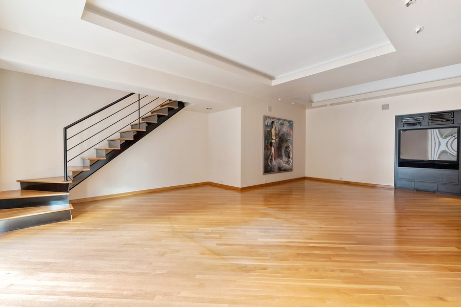 Real Estate Photography - 1340 N State Parkway, APT 4S, Chicago, IL, 60610 - Den