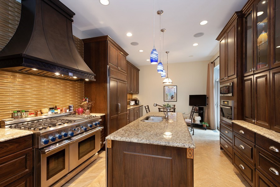 Real Estate Photography - 112 W Delaware, Chicago, IL, 60610 - Kitchen