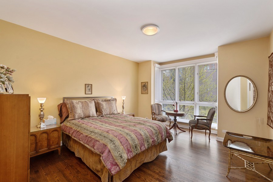 Real Estate Photography - 112 W Delaware, Chicago, IL, 60610 - Bedroom