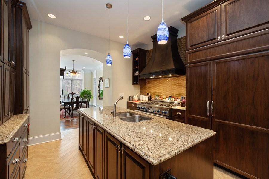 Real Estate Photography - 112 W Delaware, Chicago, IL, 60610 - Kitchen