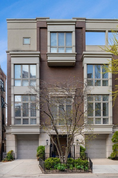 Real Estate Photography - 112 W Delaware, Chicago, IL, 60610 - Front View